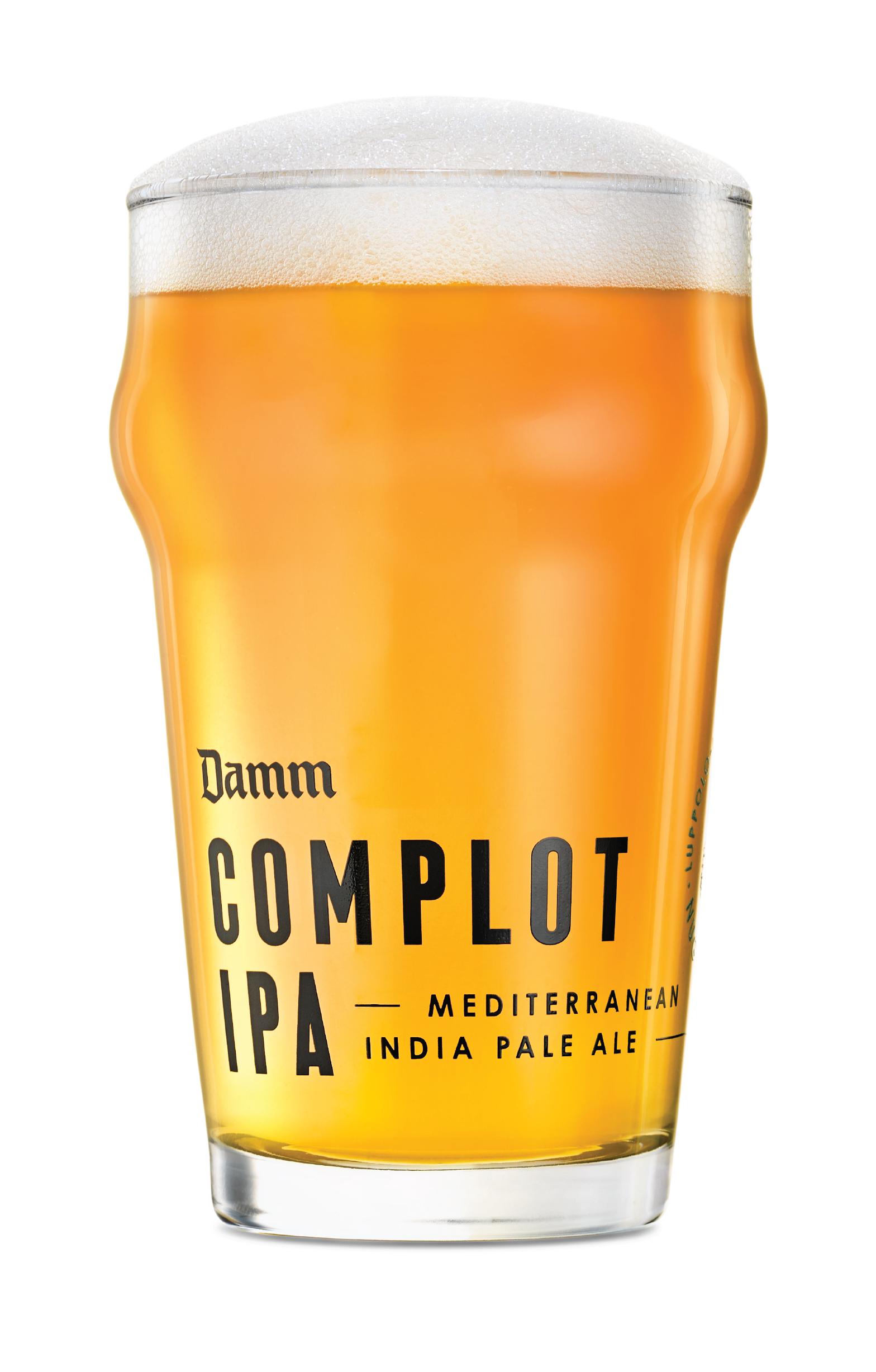 Complot - Our First Mediterranean IPA | Damm